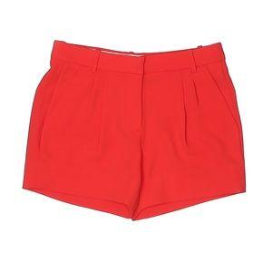 J. Crew Red Dressy Shorts